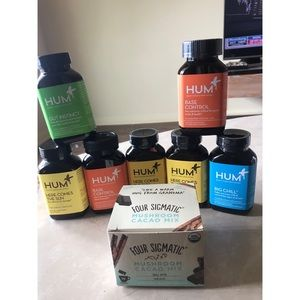 Hum Nutrition and Four Sigmatic Bundle